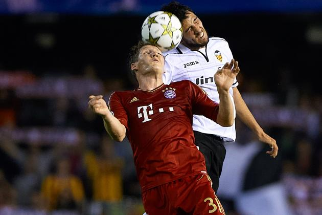 What We Learned from Bayern's 1-1 Draw with Valencia