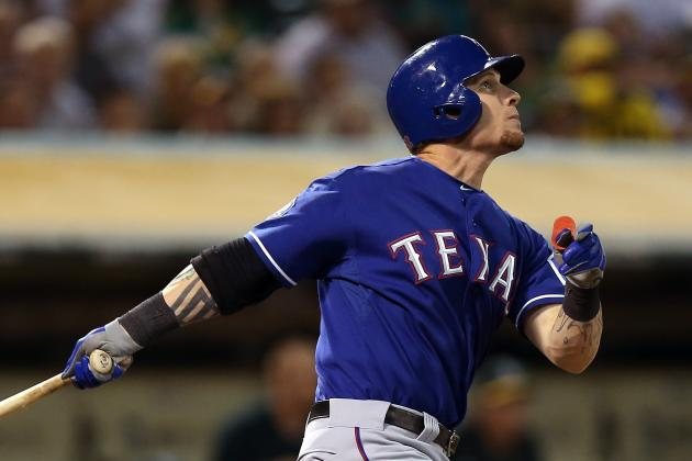 The San Francisco Giants and 4 Dark-Horse Candidates to Land Josh Hamilton