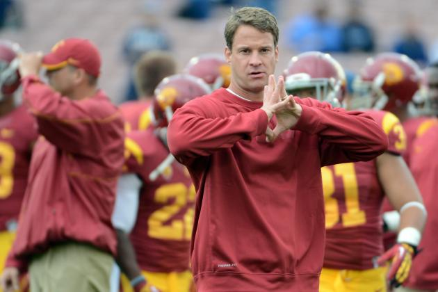 Lane Kiffin and 10 Other Coaches on the Verge of the Hot Seat