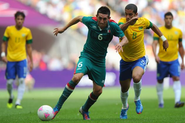 Mexico National Team: 8 Youngsters Tipped for Stardom with El Tri