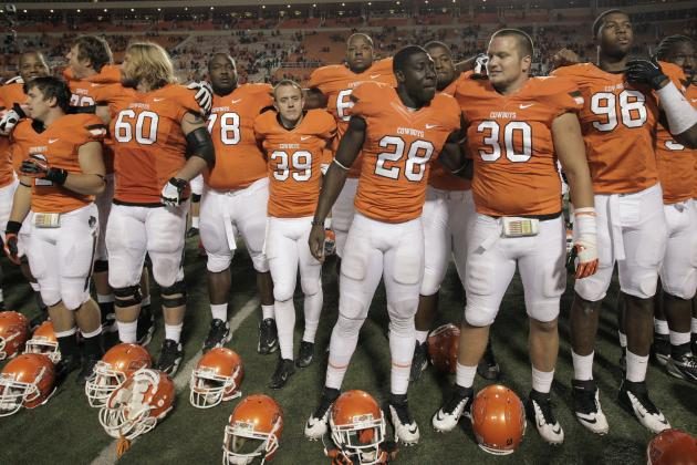 Oklahoma State Football: 5 Keys to the Game vs. Oklahoma