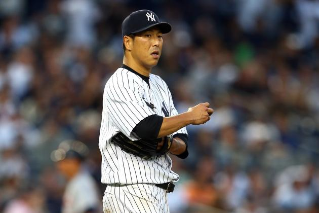 MLB Free Agency: How the Yankees Re-Signing Hiroki Kuroda Shapes Winter Plans