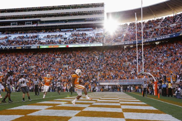 Tennessee Football: Kentucky vs. Tennessee Complete Game Preview