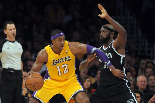 Brooklyn Nets vs. Los Angeles Lakers: Postgame Grades and Analysis