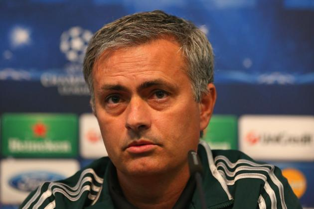 Real Madrid Transfer Talk: 5 Bold Predictions for Jose Mourinho in January