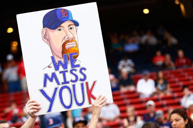 13 Reasons Kevin Youkilis Belongs Back with the Boston Red Sox