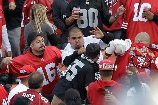 50 Things Sports Fans Should Never Do