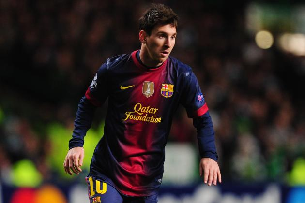 How Messi and Barca Bounced Back from Celtic Loss