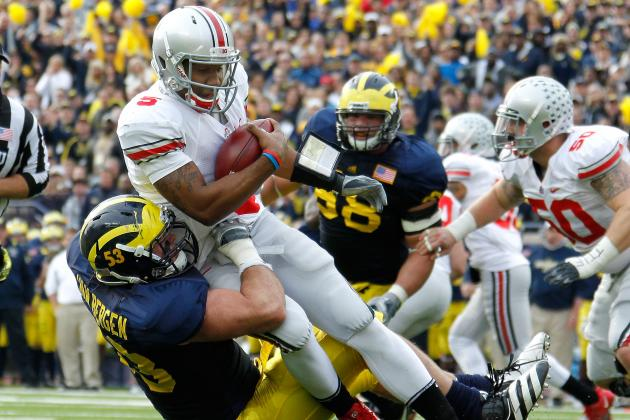 Michigan vs. Ohio State: Complete Game Preview