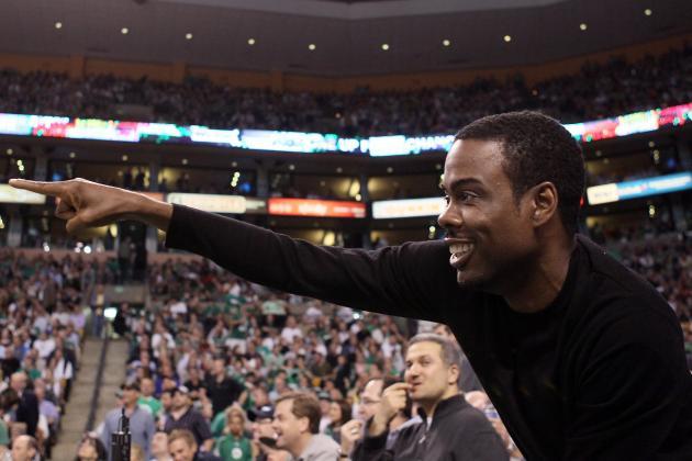 Celebrity Doppelgangers for NBA Stars