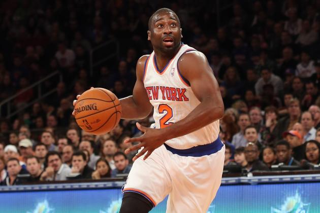 New York Knicks: 3 Reasons Raymond Felton Is Returning to Form