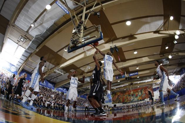 North Carolina Basketball: Report Card Grades for Maui Invitational 2012