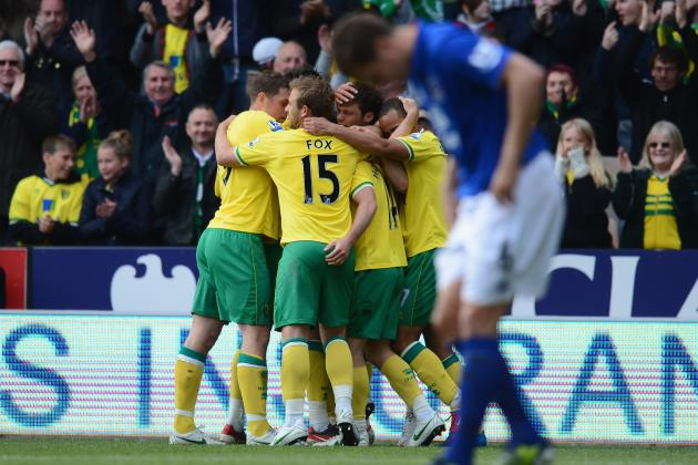 Everton vs. Norwich City: 5 Key Battles to Watch