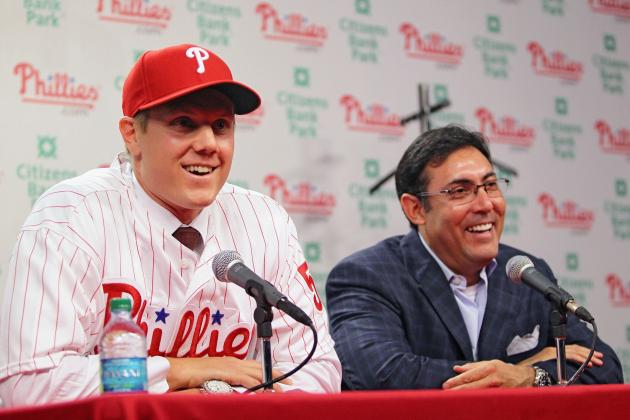 Grading Ruben Amaro Jr.'s 25 Biggest Offseason Moves as Phillies GM