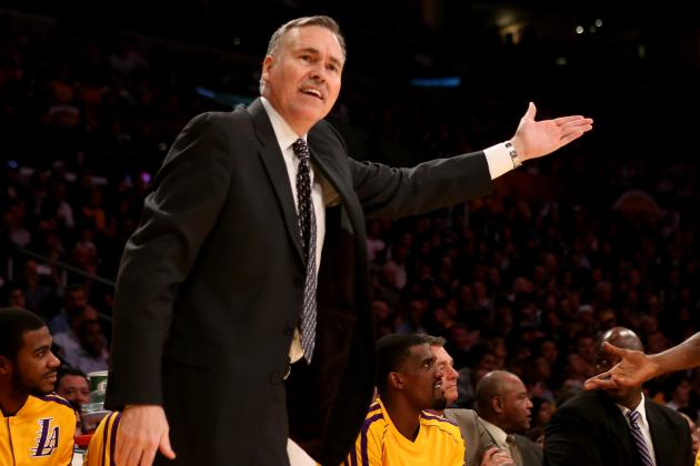 5 Things We Learned About New-Look Lakers in Mike D'Antoni's Debut