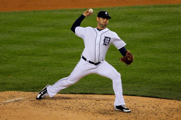 MLB Free Agents 2013: 5 Teams That Could Meet Anibal Sanchez's Demands