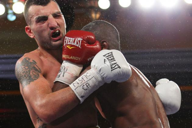 Vanes Martirosyan vs. Erislandy Lara: Who We Want Them to Fight Next