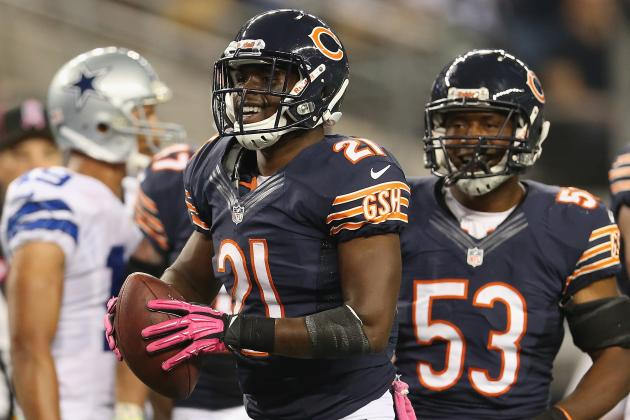 Chicago Bears:  5 Players to Watch in Week 12