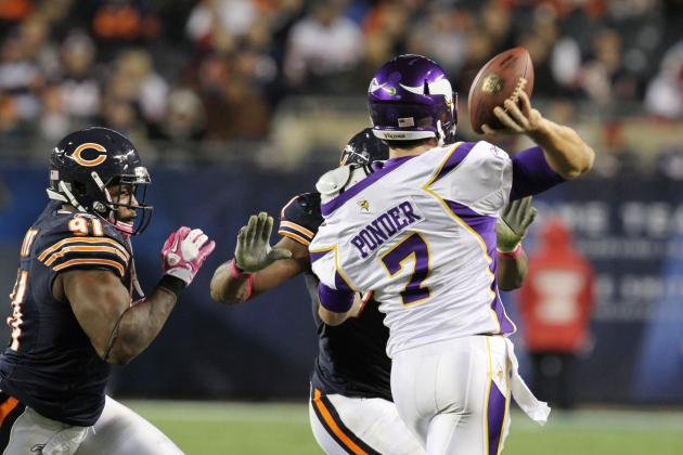 Vikings vs. Bears: 10 Keys to the Game for Minnesota