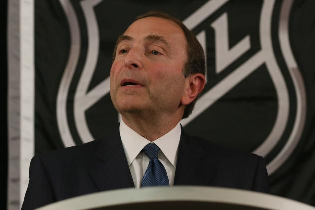 NHL Lockout: 5 Ways the NHL Can Win Fans Back When Play Resumes
