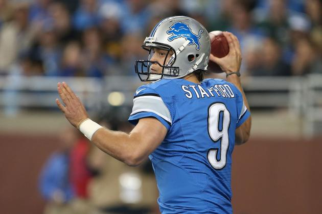 Texans vs Lions: How Can Matthew Stafford Avoid Huge Thanksgiving Letdown?
