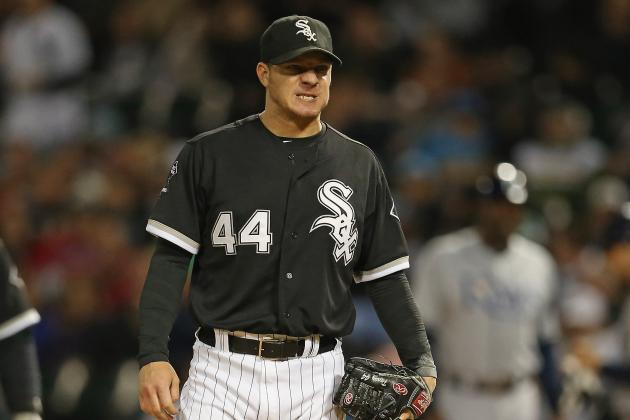 Chicago White Sox Free Agent Speculation: 4 Starters to Complement Jake Peavy