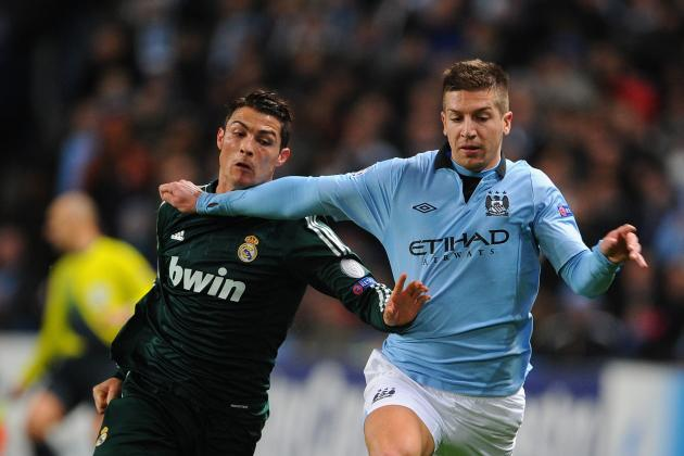 Manchester City vs. Real Madrid: Rating Both Sets of Players