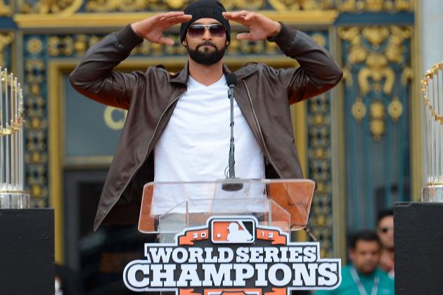 San Francisco Giants 2012 Offseason in Review