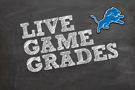 Texans vs. Lions: Final Report Card, Player Grades for Detroit