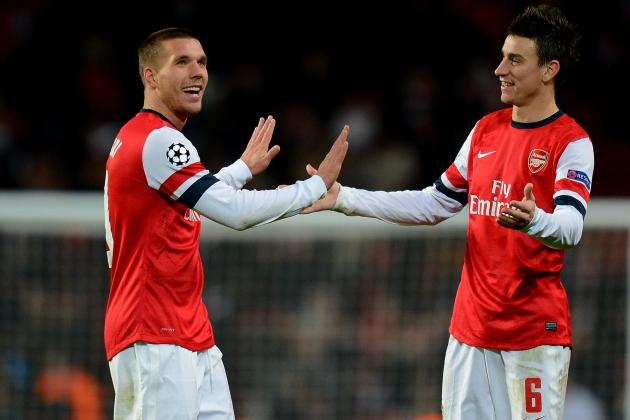 Arsenal vs. Montpellier: 5 Takeaways from Gunners' Champions League Victory