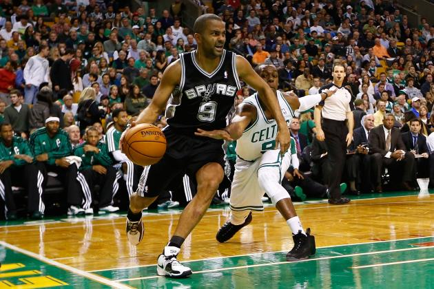 San Antonio Spurs vs. Boston Celtics: Postgame Grades and Analysis