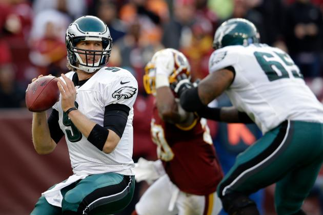Breaking Down the Philadelphia Eagles' Path to the Top Pick in 2013 NFL Draft