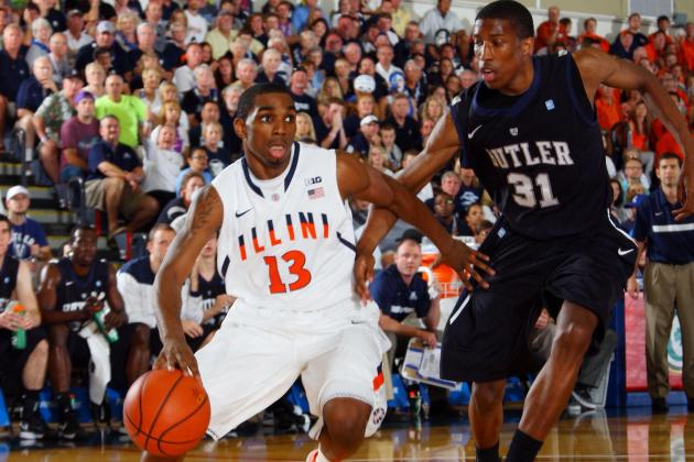 Maui Invitational 2012: Top Performers and Grades for Entire Field