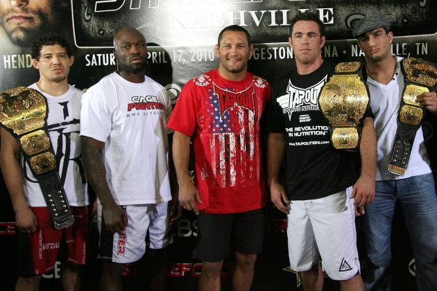 Strikeforce to Fold: 10 Most Memorable Moments from the Promotion's History