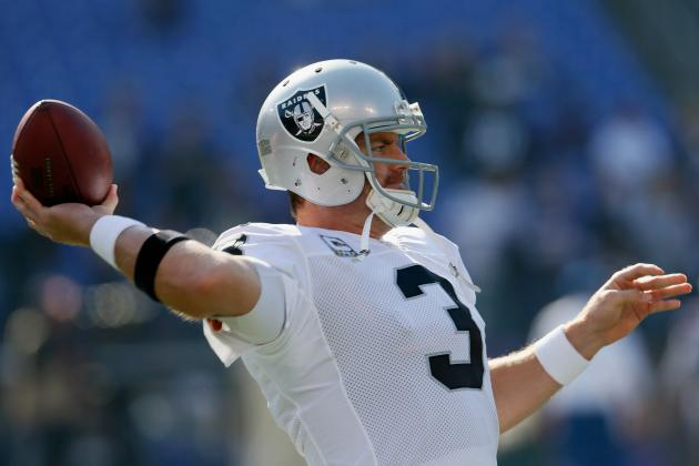 4 Reasons Carson Palmer Can Lead the Raiders Past His Former Team