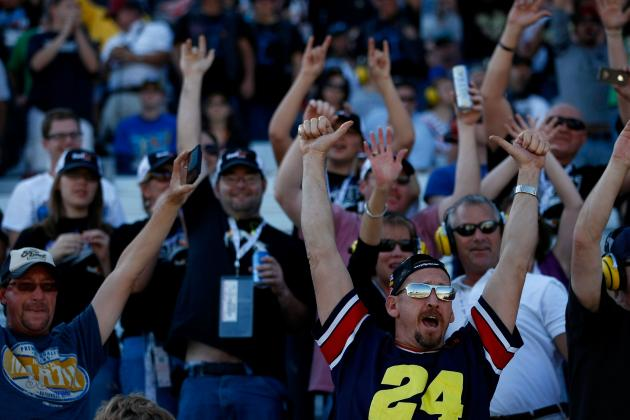 5 Reasons to Be Thankful If You're a NASCAR Fan
