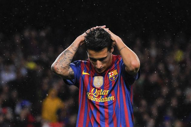 FC Barcelona: What Does the Future Hold for Barca Young-Gun Cristian Tello?