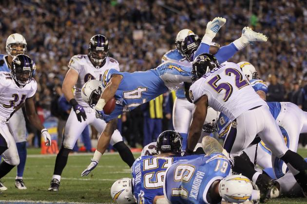 Baltimore Ravens vs San Diego Chargers: 10 Keys to Game for Ravens
