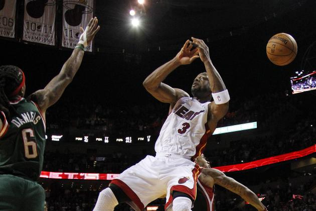 What the Miami Heat Can Take from Dwyane Wade's Return from Foot Injury