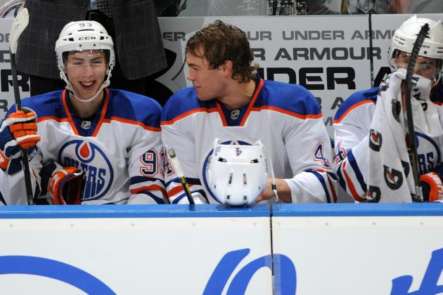 Edmonton Oilers: The 6 Most Important Players Going into 2012-13