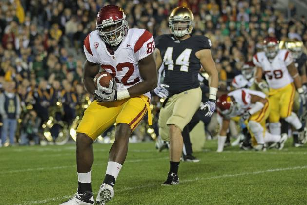 USC Football: 5 Keys to the Game vs. Notre Dame