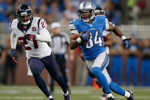 Texans vs. Lions: Detroit's Biggest Winners and Losers from Week 12