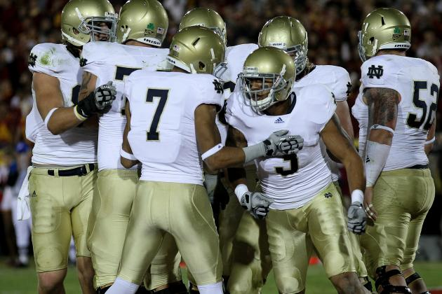 Notre Dame Football: 5 Keys to the USC Game