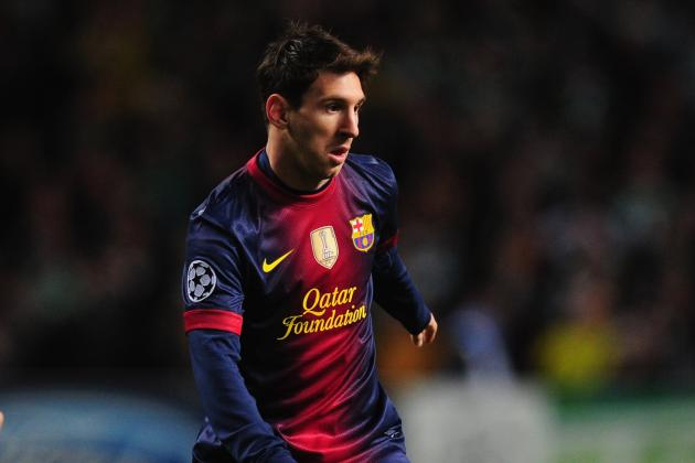 FC Barcelona: The Contract News for Lionel Messi and Company