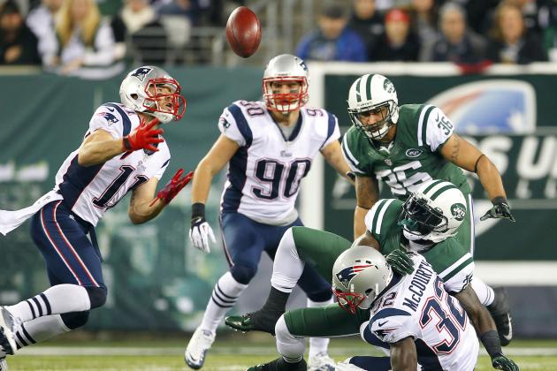 Patriots vs. Jets: New England's Biggest Winners and Losers from NFL Week 12