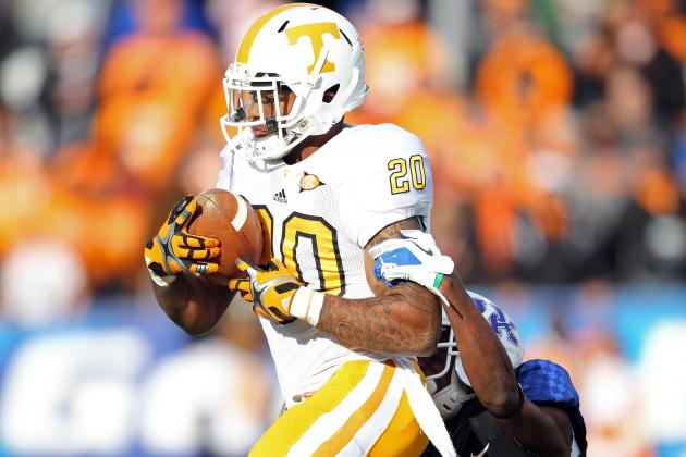 Tennessee Football: 10 Things We Learned from the Vols' Win vs. Kentucky