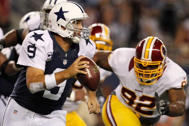 Cowboys vs. Redskins: Cowboys' Biggest Winners and Losers from NFL Week 12