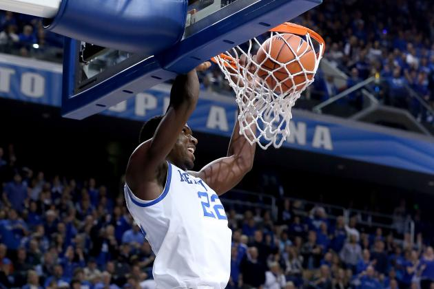 Kentucky Basketball: Report Card Grades for LIU-Brooklyn Game