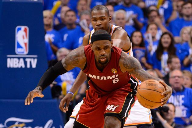 LeBron James Isn't Clutch and the 7 Other Biggest Myths in the NBA