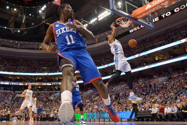 Most Startling Statistics of Philadelphia 76ers' Season So Far